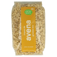 Organic thick oat flakes