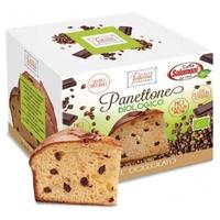 Organic Chocolate and Coffee Panettone