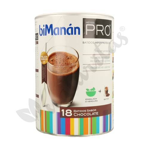 Método Pro Batido de chocolate