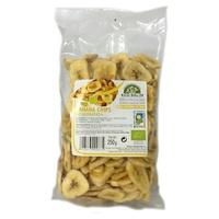 Banana Chips Deshidratada Eco