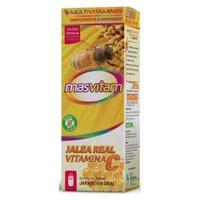 Jarabe de Jalea Real y Vitamina C