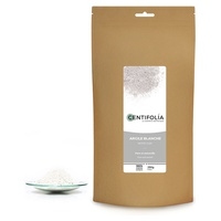 Pure and natural white clay