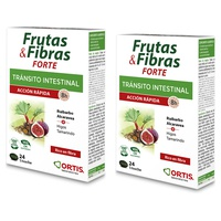 Pack Duplo Frutas & Fibras Forte Tránsito Intestinal