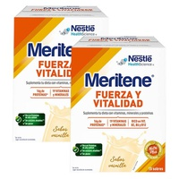Pack Meritene Batido vainilla (25%DTO Segunda unidad)