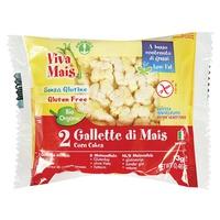 Bizcocho de maíz con sal duopack