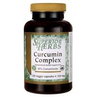 Complexe de curcumine 700 mg