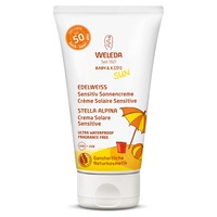 Solar Sensitive Sun Cream SPF 50 Edelweiss