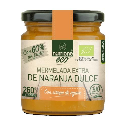 Mermelada Extra de Naranja Dulce Eco