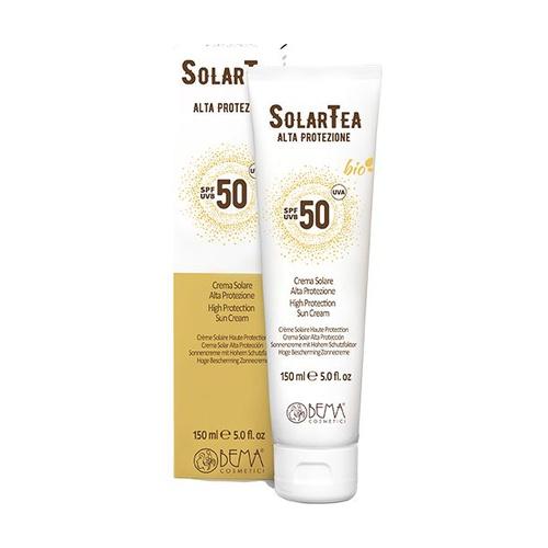 Crema Solar Alta Protección SPF50