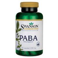 PABA, 500 mg