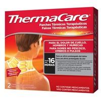 Parches térmicos terapéuticos para cuello, hombros y muñecas