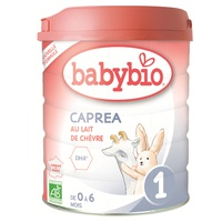 Caprea 1 Bio Milk 0m +
