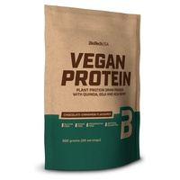 Vegan Protein, Chocolate-Cinnamon