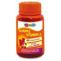 Pediakid Gominolas Vitamina C (Sabor Cereza)