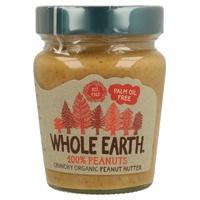 Crema de cacahuete crujiente Bio