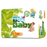 Pañales Bio Baby T1 (3-6 kg)