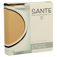 Maquillaje compacto light sand 02