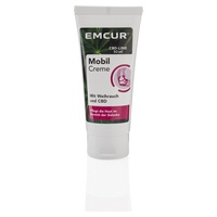 EMCUR Mobil cream with incense and CBD