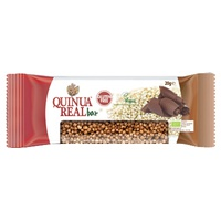 Barrita de Quinua Real y Cacao Bio sin Gluten