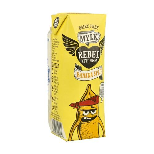 Bebida de Coco con Plátano