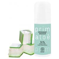 Aloe vera gentle deodorant 50% ORGANIC