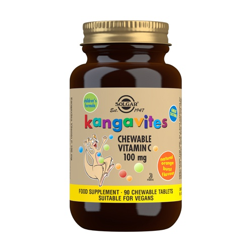 Kangavites - Vitamina C masticable