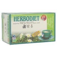 Herbodiet Infusiones Suave Respirar