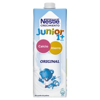 Junior liquid milk original growth without added sugar for + 12m