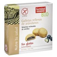 Galletas de Crema de Arándanos Bio (Sin Gluten)