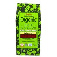 Colour Me Organic Castaño Cobrizo Bio