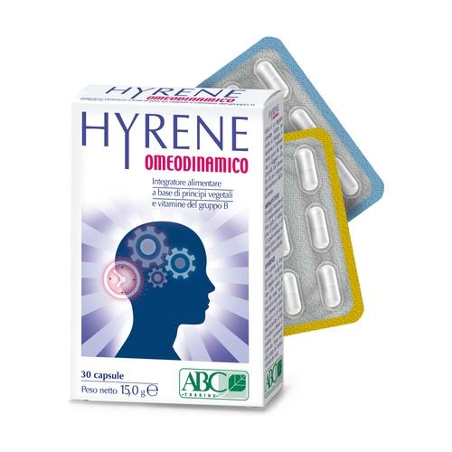 Hyrene homeodinámico