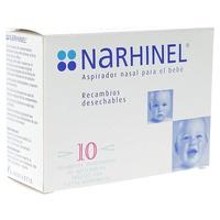 Recambios de aspirador nasal para el bebé