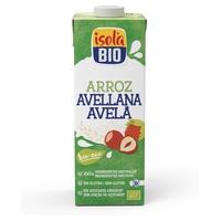 Bebida de arroz y avellanas Bio