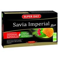 Savia Imperial Bio 20 ampollas de 15 ml de Super Diet