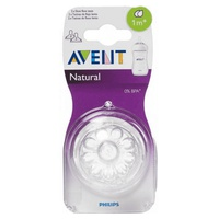 Philips Avent Natural Teat SCF042 / 27
