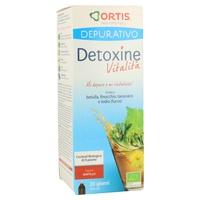 Metodren Detox (Frambuesa Arándano) con Fucus 250 ml de Ortis