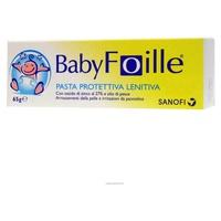 Pasta protectora de foille para bebés