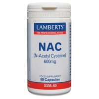 NAC (N-acetil cisteína) 600 mg