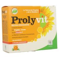 Prolyvit (Vitamina C) Efervescente Prolisan