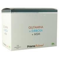 Glutamina + D-Ribosa + Msm