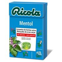 Ricola Menthol Sugar Free Candies