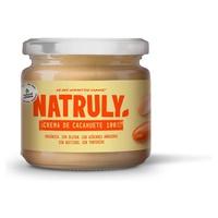 Beurre d'arachide biologique