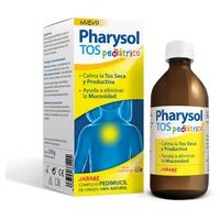 Pharysol Tos Pediátrico