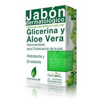 Jabón Glicerina Aloe Vera