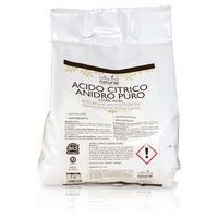 Pure anhydrous citric acid