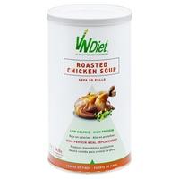 Shake de remplacement protéiné à saveur de soupe au poulet VNDiet