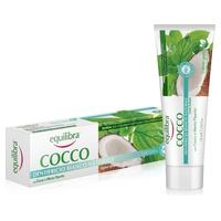 Naturalna pasta do zębów z białego kokosa
