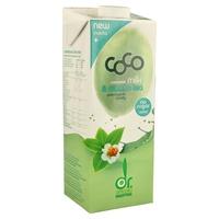 Bebida de Coco y Té Matcha Bio