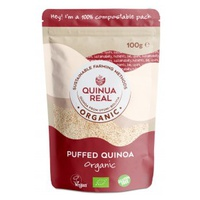 "Nadęty Royal Quinoa ""Pipocas"" Bio Bezglutenowy"