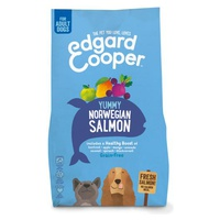 Feed for Norwegian Salmon Dogs